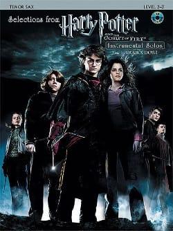 Harry Potter et la Coupe de Feu Patrick Doyle Partition laflutedepan