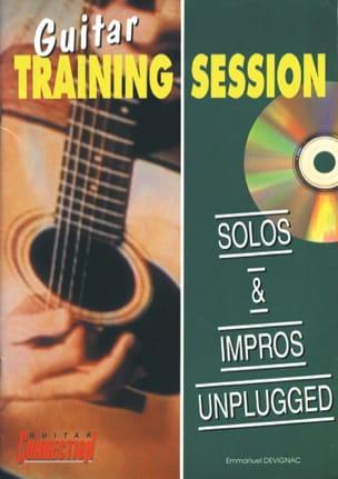 Guitar Training Session Solos Et Impros Unplugged laflutedepan