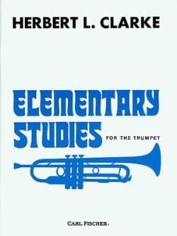 Elementary Studies For The Trumpet Herbert L. Clarke laflutedepan