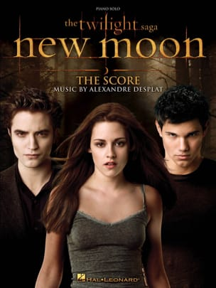 The Twilight Saga - New Moon The Score Alexandre Desplat laflutedepan