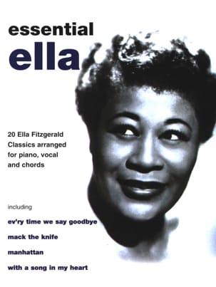 Essential Ella Fitzgerald Partition Jazz - laflutedepan