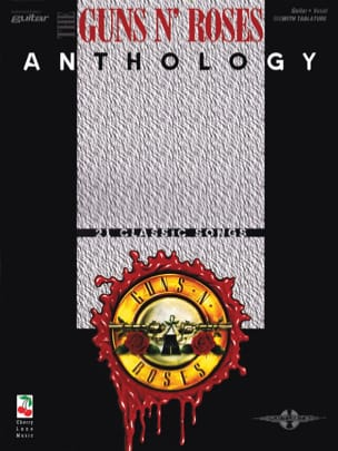 Anthology Guns N' Roses Partition Pop / Rock - laflutedepan