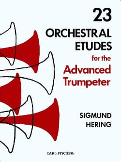 23 Orchestral Etudes For The Advanced Trumpeter laflutedepan