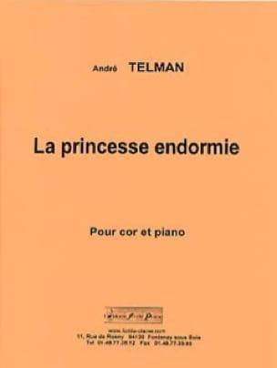La princesse endormie - André Telman - Partition - laflutedepan.com