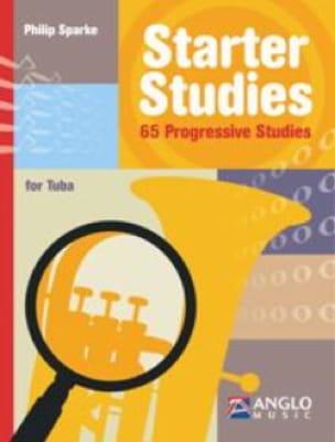 Starter Studies - Philip Sparke - Partition - Tuba - laflutedepan.com