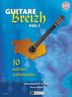 Guitare Breizh Volume 1 - Partition - Guitare - laflutedepan.com