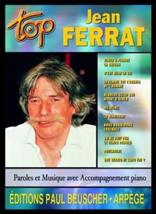Top Jean Ferrat - Jean Ferrat - Partition - laflutedepan.com