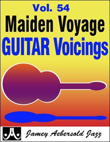 Guitar Voicings Volume 54 - Maiden Voyage - laflutedepan.com