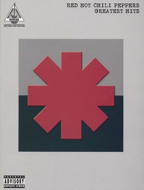 Greatest Hits - Red Hot Chili Peppers - Partition - laflutedepan.com