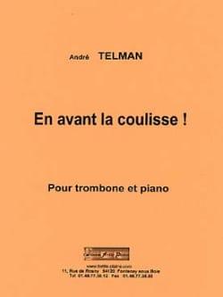 En Avant la Coulisse ! André Telman Partition Trombone - laflutedepan