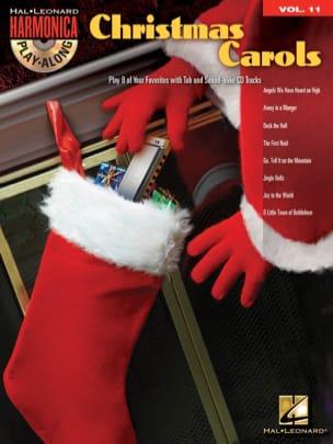 Harmonica Play-Along Volume 11 - Christmas Carols Noël laflutedepan