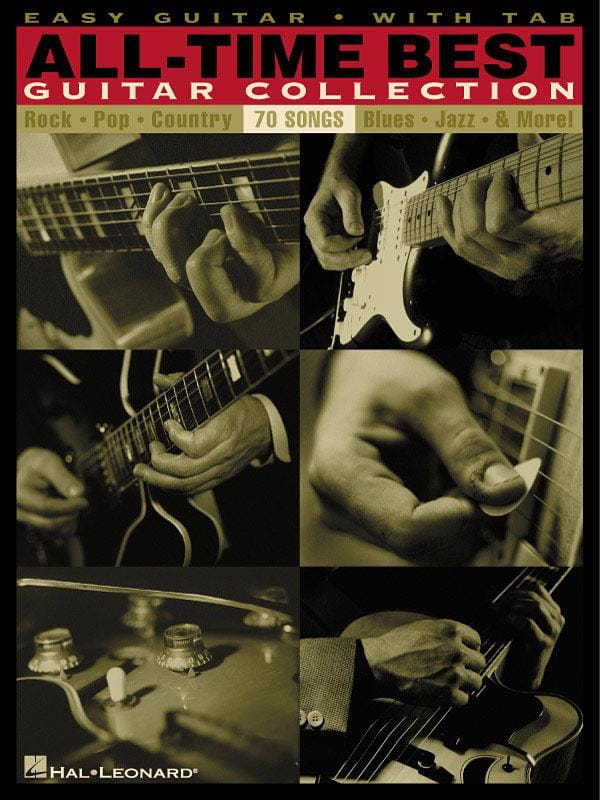 All-Time Best Guitar Collection - Partition - laflutedepan.com