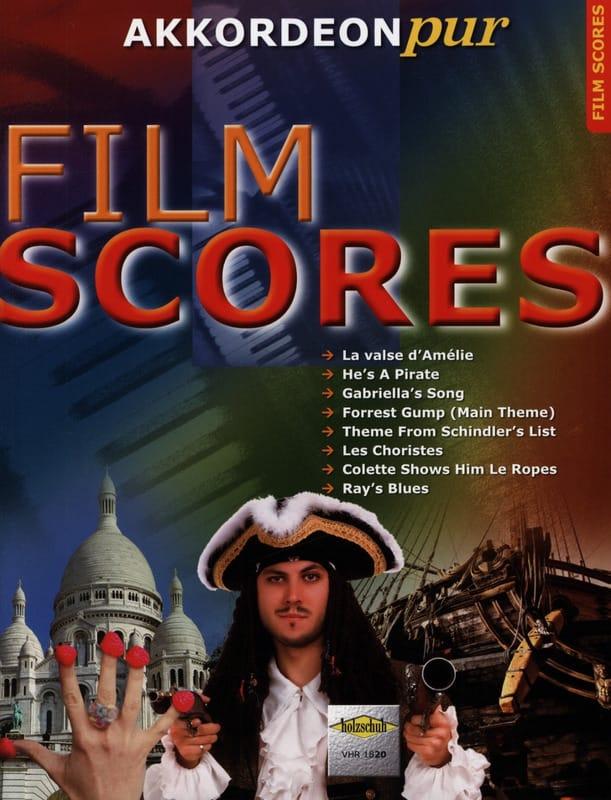 Akkordeon Pur - Film Scores - Partition - laflutedepan.com