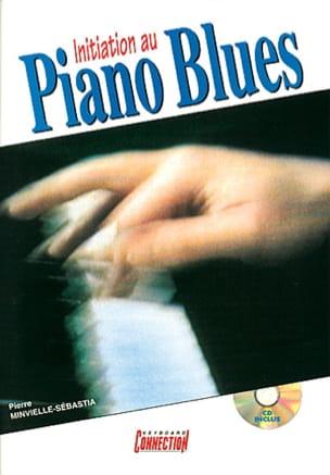 Initiation au piano blues Pierre Minvielle-Sebastia laflutedepan