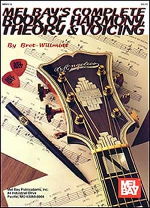 Complete Book Of Harmony, Theory and Voicing - laflutedepan.com