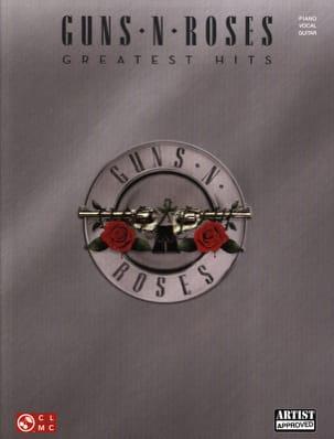 Guns N' Roses - Greatest Hits Guns N' Roses Partition laflutedepan