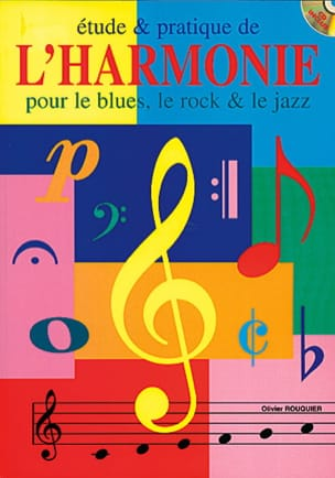 Etude Et Pratique de L' Harmonie Blues, Rock, Jazz laflutedepan