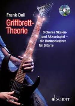 Griffbrett-Theorie Frank Doll Partition Guitare - laflutedepan