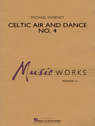 Celtic Air and Dance No. 4 Michael Sweeney Partition laflutedepan