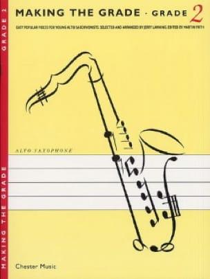 Making The Grade 2 - Partition - Saxophone - laflutedepan.com