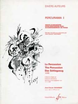 Percurama I Partition Multi Percussions - laflutedepan