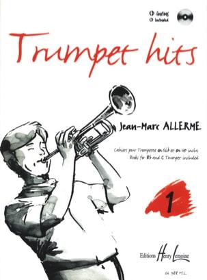 Trumpet Hits Volume 1 Jean-Marc Allerme Partition laflutedepan