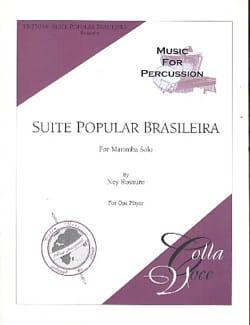 Suite Popular Brasileira Ney Rosauro Partition Marimba - laflutedepan
