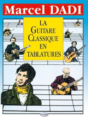 La Guitare Classique En Tablatures Partition Guitare - laflutedepan