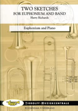 Two sketches for euphonium and band - laflutedepan.com