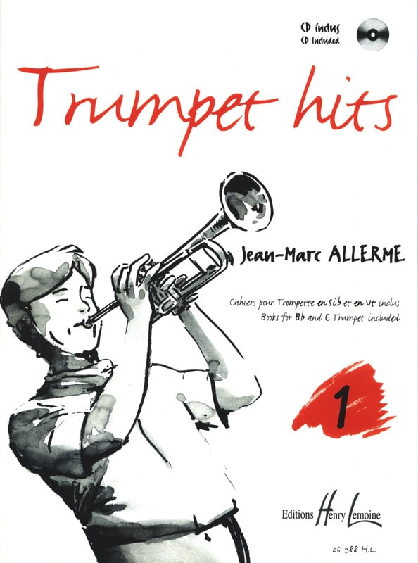 Trumpet Hits Volume 1 - Jean-Marc Allerme - laflutedepan.com