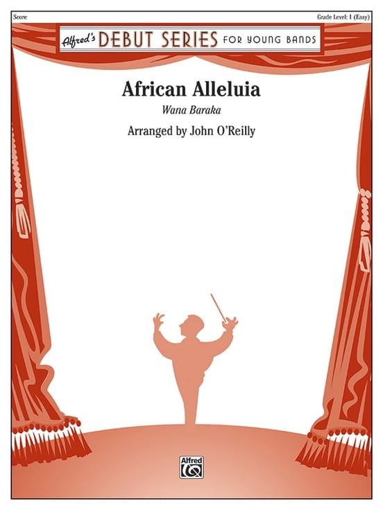 African Alleluia - Wana Baraka - Wana Baraka - laflutedepan.com