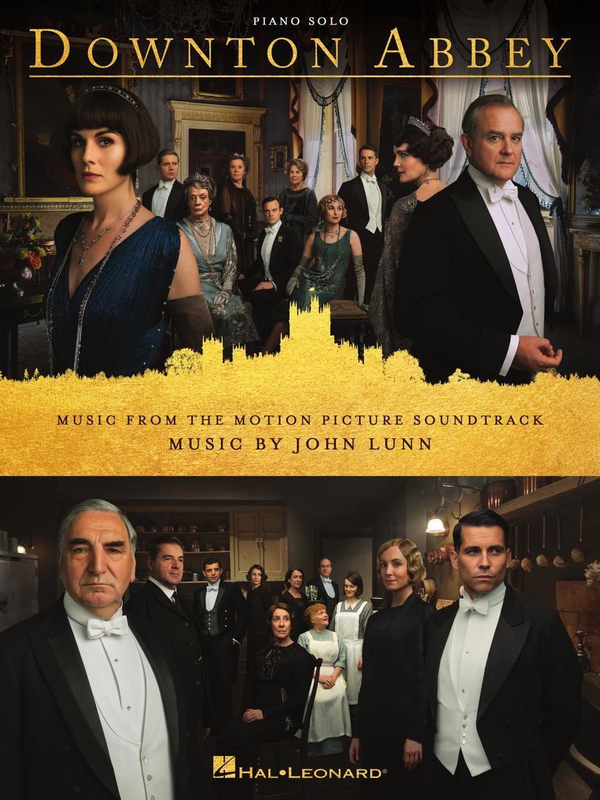 Downton Abbey - Musique du Film - Partition - laflutedepan.com