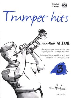 Trumpet Hits Volume 3 Jean-Marc Allerme Partition laflutedepan