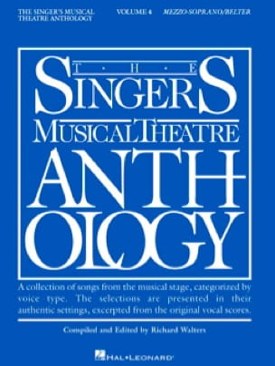 The Singer's Musical Theatre Anthology Volume 4 - Mezzo / Soprano - laflutedepan.com