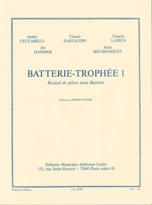 Batterie-Trophée 1 Partition Batterie - laflutedepan