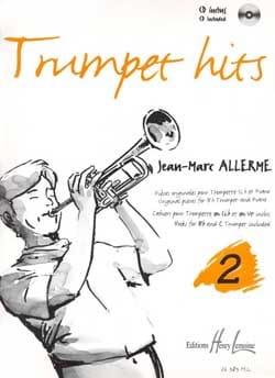Trumpet Hits Volume 2 Jean-Marc Allerme Partition laflutedepan