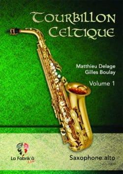 Tourbillon Celtique Volume 1 - Traditionnel - laflutedepan.com