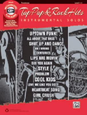 Top Pop & Rock Hits Instrumental Solos - laflutedepan.com