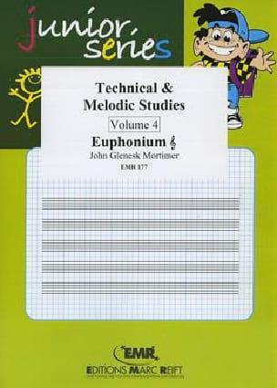 Technical & Melodic Studies Vol. 4 - laflutedepan.com