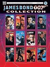 James Bond 007 Collection Partition Alto - laflutedepan