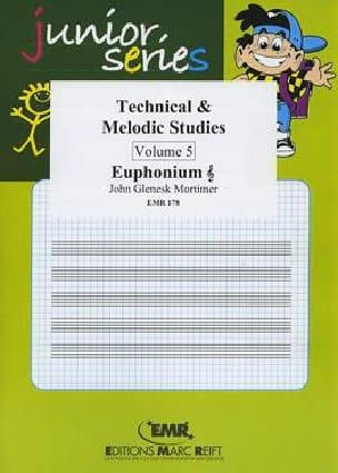 Technical & Melodic Studies Vol. 5 - laflutedepan.com