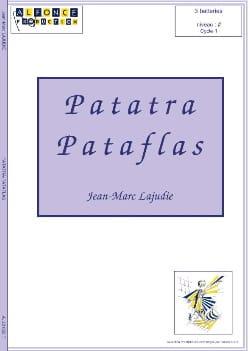 Patatra Pataflas J.M. Lajudie Partition laflutedepan