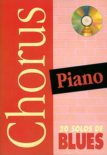 Chorus Piano 20 Solos de Blues - Philippe Doignon - laflutedepan.com