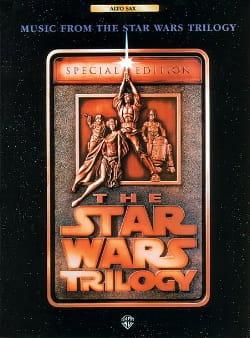 The Star Wars Trilogy John Williams Partition Saxophone - laflutedepan