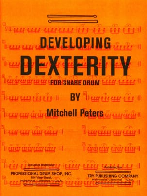 Developing Dexterity Mitchell Peters Partition laflutedepan