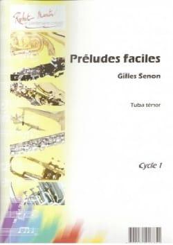 Préludes Faciles Gilles Senon Partition Tuba - laflutedepan