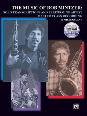 The Music Of Bob Mintzer - Bob Mintzer - Partition - laflutedepan.com