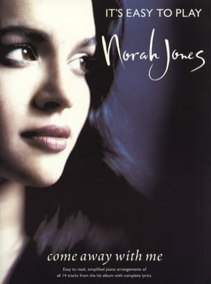 It's easy to play Norah Jones Norah Jones Partition laflutedepan