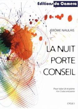 La nuit porte conseil - Jérôme Naulais - Partition - laflutedepan.com