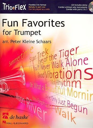 Fun Favorites Trio Flex - Partition - Trompette - laflutedepan.com